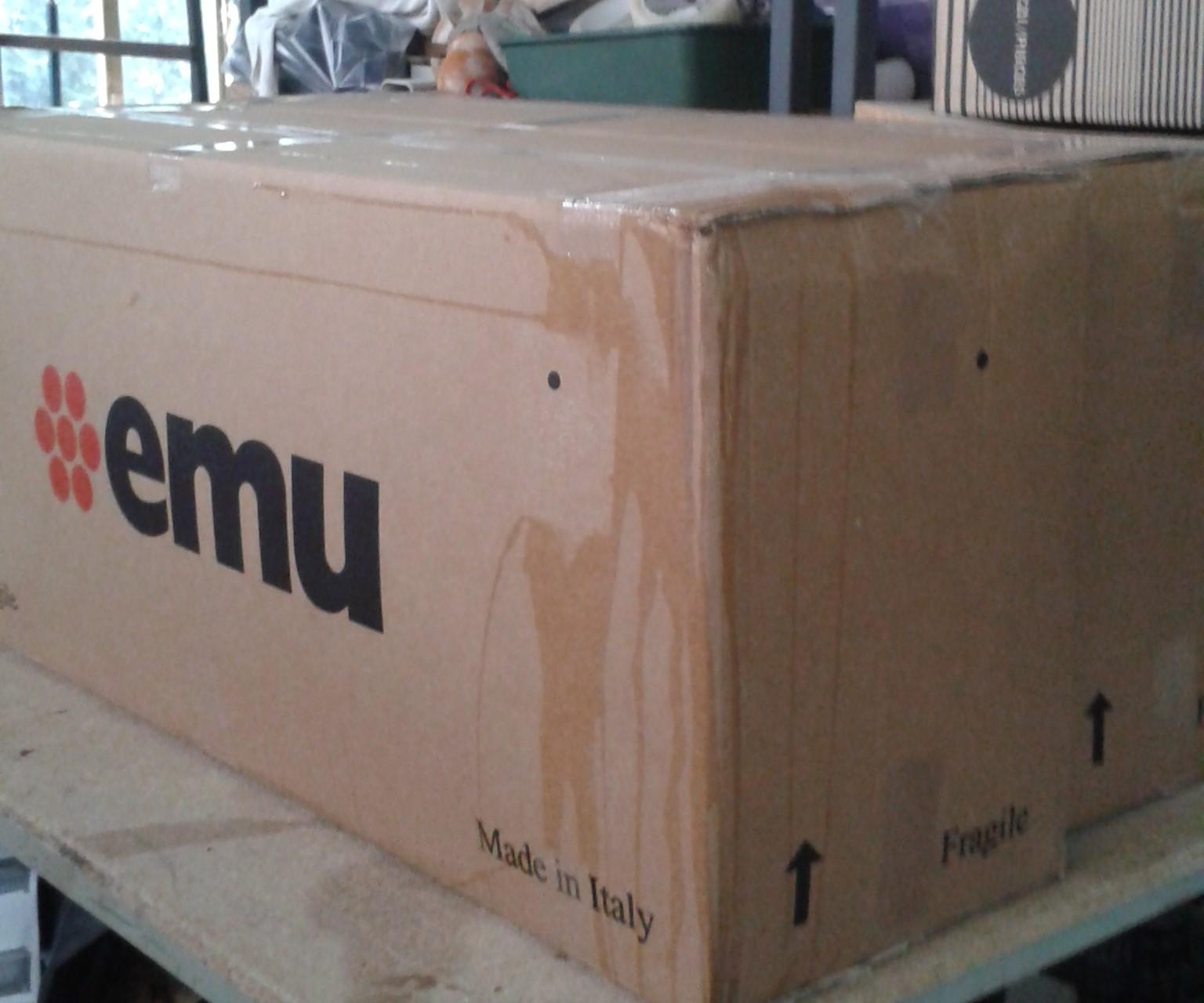 Emu arredo giardino il miglior prezzo per voi for Emu arredo giardino outlet